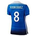 USA 2015 RODRIGUEZ Women's Away Soccer Jersey