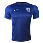 USA 2015 Prematch Jersey