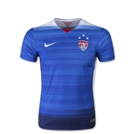 USA 2015 Youth Away Soccer Jersey