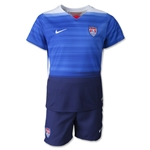 USA 2015 Little Boys Away Kit