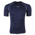Under Armour Heatgear Compression T-Shirt (Navy)