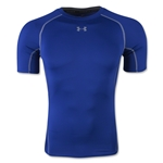 Under Armour Heatgear Compression T-Shirt (Royal)