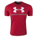 Under Armour Charged Cotton Sportsyle Logo T-Shirt (Sc/Wh)