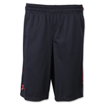 Under Armour Boys UA Eliminator Short (Blk/Red)