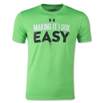 Under Armour Youth Make it Easy T-Shirt (Green)