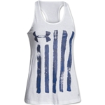 Under Armour Charged Cotton UA Painted Flag Tank