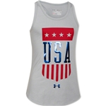 Under Armour Girls USA Tank Top