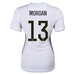 USWNT 2015 MORGAN Women's Home Soccer Jersey