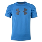 Under Armour Boys UA Tech Big Logo T-Shirt 2 (Blue)