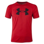 Under Armour Boys UA Tech Big Logo T-Shirt 2 (Red)