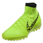 Nike Elastico Superfly TF (Volt/White/Black)