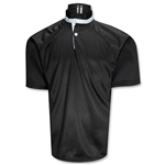 Black Performance Rugby Jersey