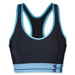 Under Armour Heatgear Alpha Bra 2 (Black/Sky)
