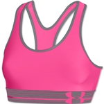 Under Armour Heatgear Alpha Bra 2 (Pink/Sv)