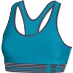 Under Armour Heatgear Alpha Bra 2 (Teal)