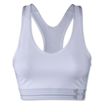 Under Armour Heatgear Alpha Bra 2 (White)