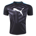 PUMA IT evoTRG Graphic T-Shirt 15 (Blk/Royal)