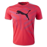 PUMA IT evoTRG Graphic T-Shirt 15 (Neon Pink)