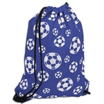 Soccer Ball Sack Pack (Royal)