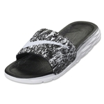 Nike Benassi Solarsoft Slide 2 Sandal (Black/White)
