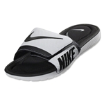 Nike Solarsoft Comfort Slide Sandal (Black/White)