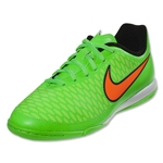 Nike Junior Magista Onda IC (Poison Green/Total Orange)