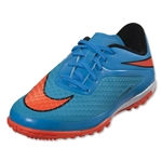 Nike Junior Hypervenom Phelon TF (Clearwater/Blue Lagoon)
