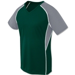 High Five Women's Evolution Jersey (Dark Green)