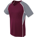 High Five Women's Evolution Jersey (Maroon)