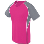High Five Women's Evolution Jersey (Raspberry)