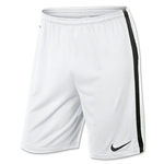Nike Squad Longer Knit Short (Wh/Bk)