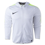 Nike GP FZ Knit Hoody (White/Lime)