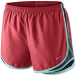 Nike Women's Tempo Short (Red/Navy)