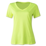 Nike V-Neck Legend Women's T-Shirt 2.0 (Lime)