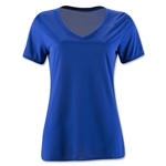Nike V-Neck Legend Women's T-Shirt 2.0 (Royal)