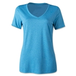 Nike V-Neck Legend Women's T-Shirt 2.0 (Teal)
