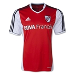 River Plate 13/14 Away Soccer Jersey