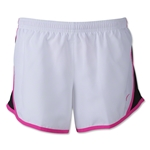 Nike 3.5 Girls Tempo Short (White)