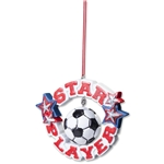 Star Player Ornament