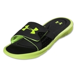 Under Armour Ignite IV SL (Black/High-Vis Yellow)