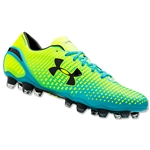Under Armour Clutchfit Force (High-Vis Yellow/Escape/Black)