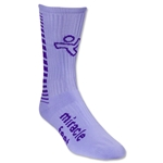 miraclefeet Socks (Purple)