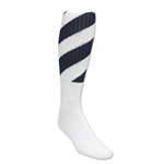Red Lion Tornado Socks (White/Navy)