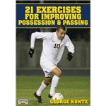 Championship Productions 21 Exercises for Improving Possesion and Passing DVD