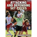 Championship Productions Attacking and Defending Set Pieces DVD