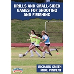 Championship Productions Drills and Small-Sided Games for Shooting DVD