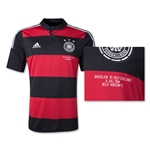Germany v Brazil Commemorative Away Soccer Jersey