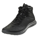 Nike Free Hypervenom Mid Leisure Shoe (Black)