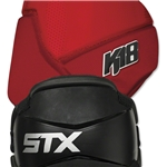 STX K18 Arm Guards (Red)