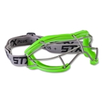 STX 4Sight+ Lacrosse Goggles (Green)